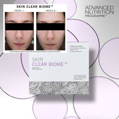 Skin Clear Biome - Advanced Nutrition Programme