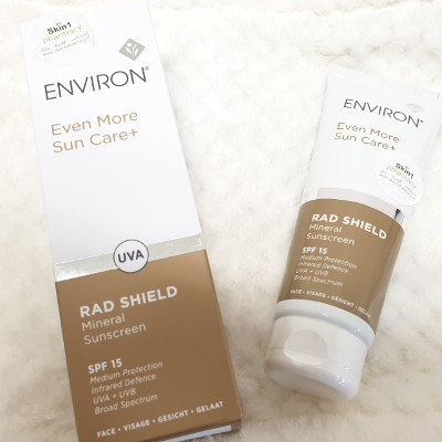 New Environ RAD Shield Mineral Sunscreen