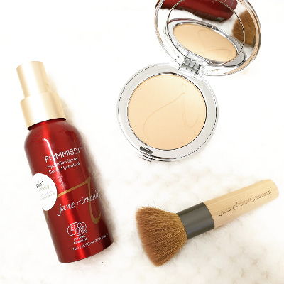 Three Tips on how to control shine with Jane Iredale Skincare Make Up