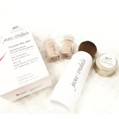 New Jane Iredale Powder-Me SPF 30 Dry Sunscreen