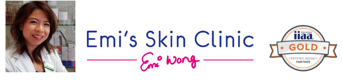 emi skin clinic gold certified