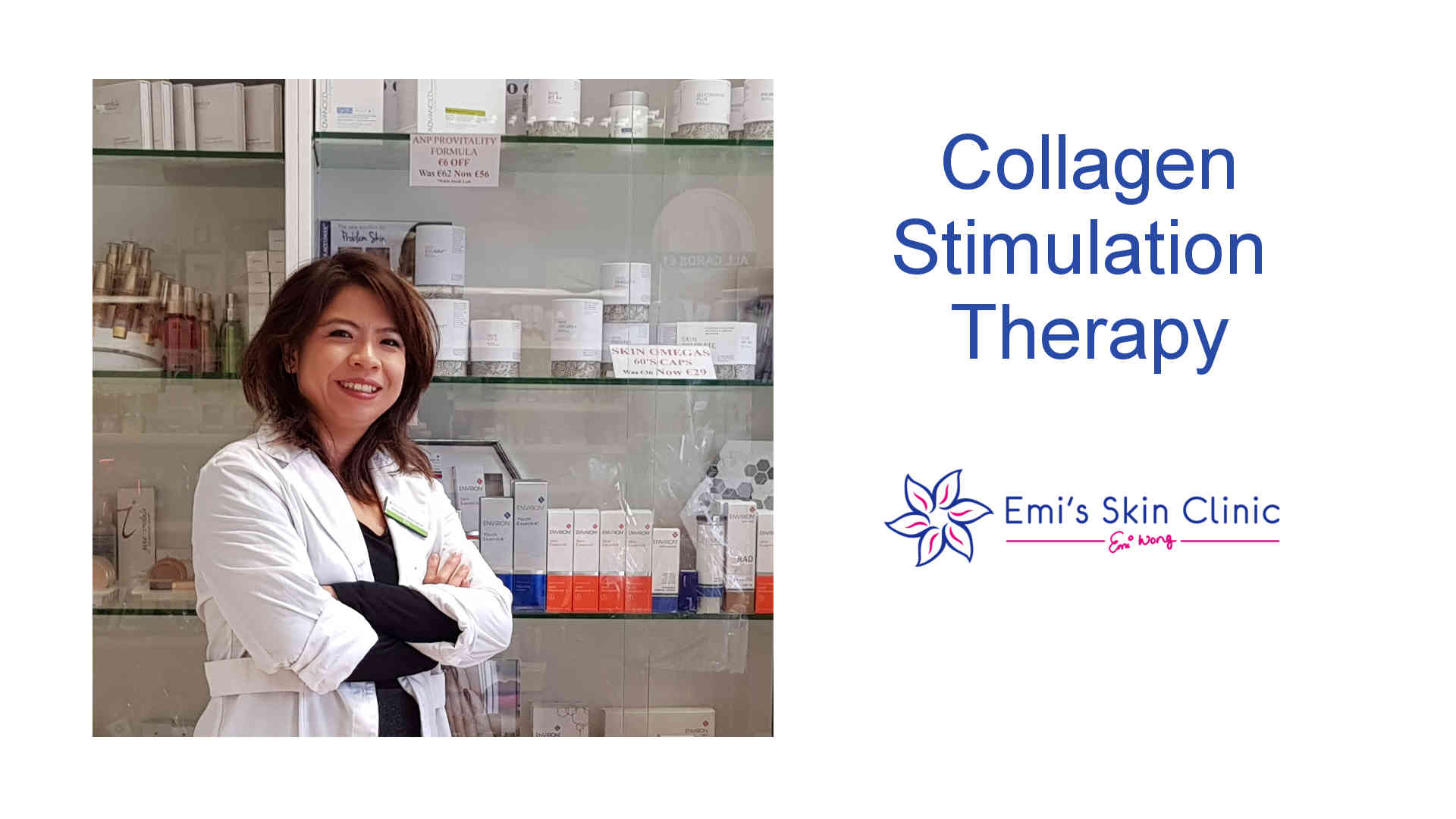 Collagen Stimulation Therapy Emi Wong
