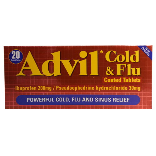 ADVIL COLD FLU BUY ONLINE