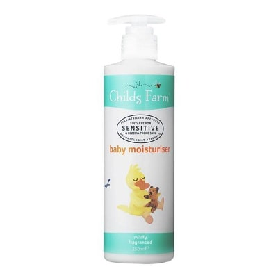 Childs Farm Baby Moisturiser Shea & Cocoa Butter 250ml