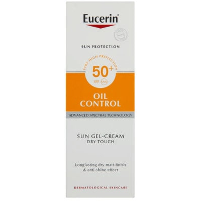 Eucerin Sun Oil Control Face Protection SPF 50 50ml
