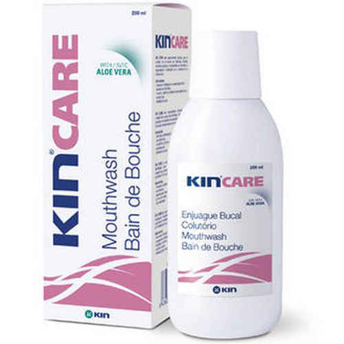 Kin Care Mouthwash with Aloe Vera 250ml