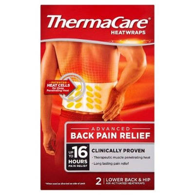 ThermaCare Heat Wrap Pain Relief (Lower Back & Hip)