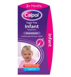 CALPOL Infant Suspension 60ml