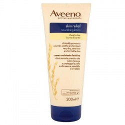 Aveeno Daily Moisturising Lotion Shea Butter 200ml