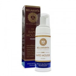 Bellamianta Rapid Self Tanning Tinted Mousse 150ml