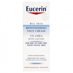 Eucerin Dry Skin Relief Face Cream 5% Urea 50ml