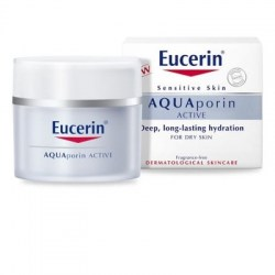 Eucerin Aquaporin Active Hydration SPF 25 UVB & UVA Protection 50ml