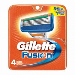Gillette Fusion Manual Blades