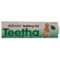 Nelsons Teething Gel 15mg