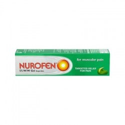 Nurofen (Ibuprofen) Muscle Pain relief Gel 30g