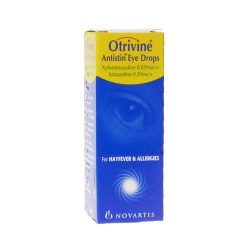 Otrivine Anthisan Eye Drop