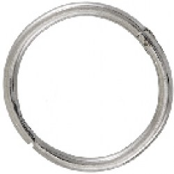 Studex Stainless Steel Silver Hinged Hoop