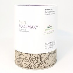 Advanced Skin Accumax 120 Capsules