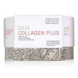 Skin Collagen Plus Capsules 2 pots 60 capsules