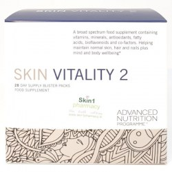 Skin Vitality Blister 28 Day Supply
