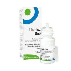 Thealoz Duo dry eye