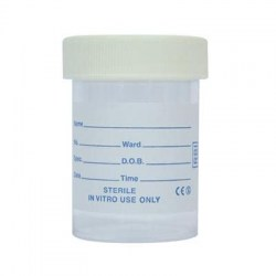 Sample Container For Sputum and Urine 60ml