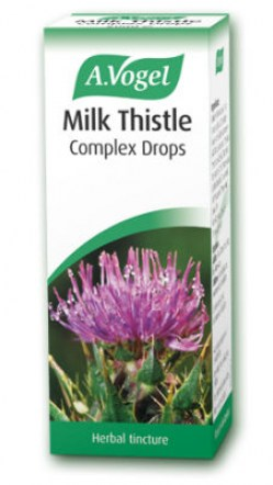 A.Vogel's Milk Thistle Complex Drops