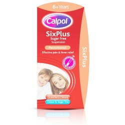 CALPOL medicine buy online SIX PLUS 140ml