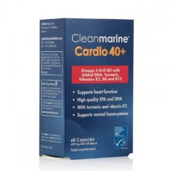 Cleanmarine Men Cardio 40+