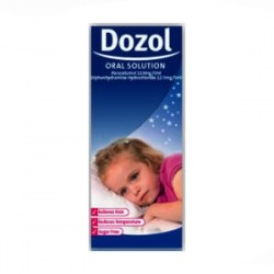 dozol 100ml pain relief children