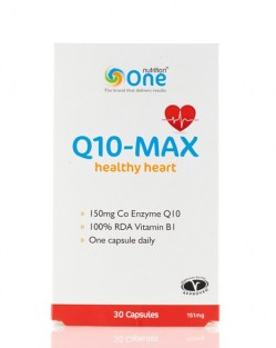 One Nutrition® Q10-MAX 30 Caps