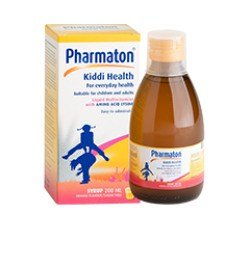 Pharmaton Kiddi Health Syrup 200ml