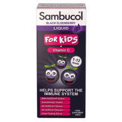 Sambucol black elderberry kids