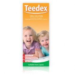 Teedex Oral Solution 100ml